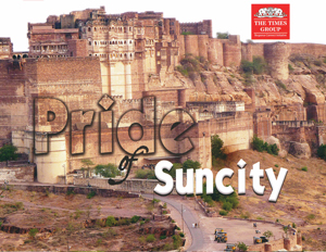 PRIDE OF SUNCITY cover page